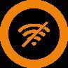icon no wifi