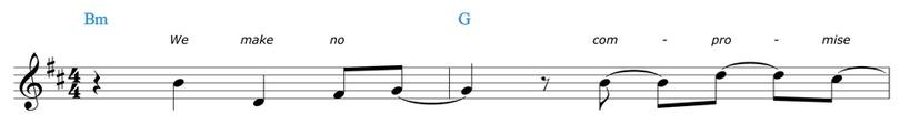instrumente mit E Stimme